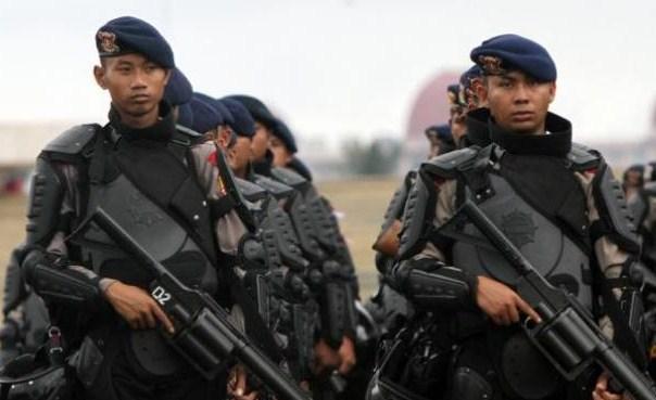 Hebat Brimob Ternyata Pasukan Khusus Indonesia Yang Lebih Hebat Dari Swat