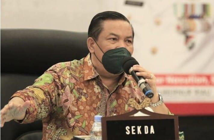 Sekda Riau Ingatkan OPD Kejar Realisasi APBD dan APBN