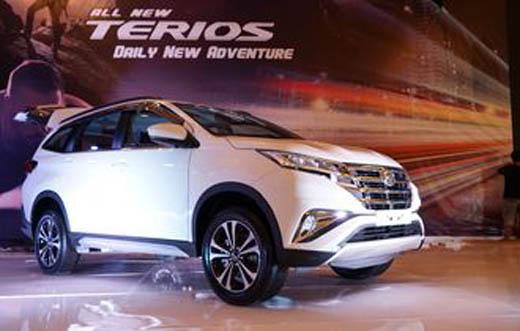 Inilah Harga All New Terios Di Astra Daihatsu Pekanbaru