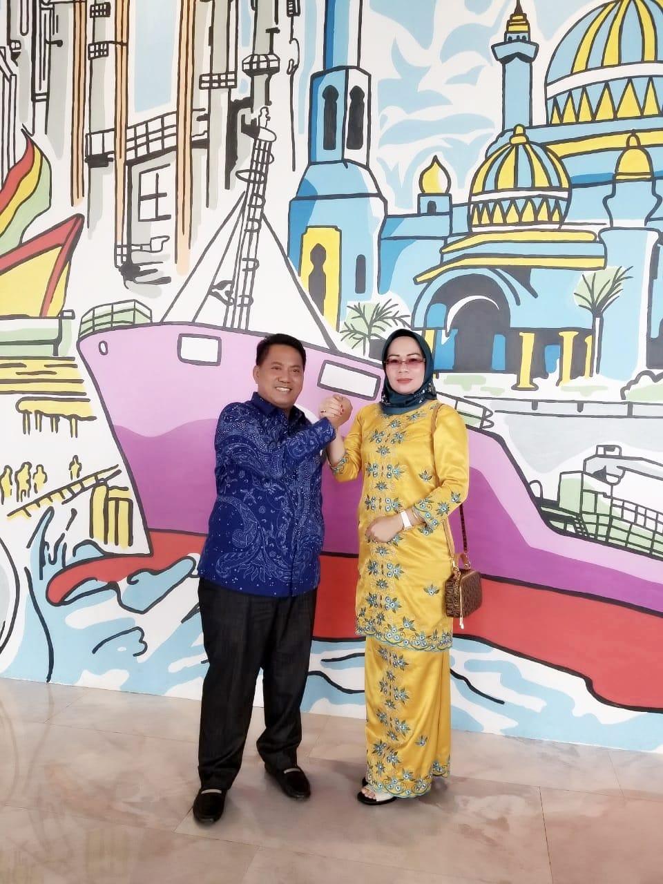 Nita Ariani, Bakal Calon Wakil Walikota Yang Diperebutkan