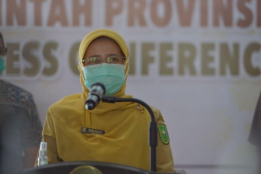 Kadiskes Riau Minta Masyarakat Jangan Lengah
