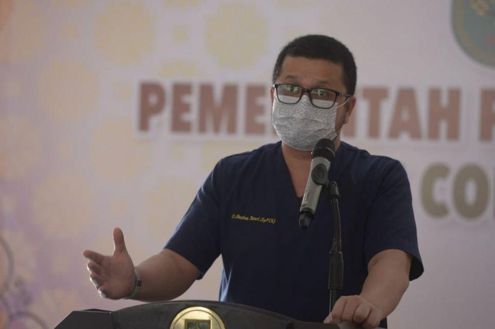 Satgas Covid-19 Riau Belum Temukan Kasus Baru Klaster Pilkada