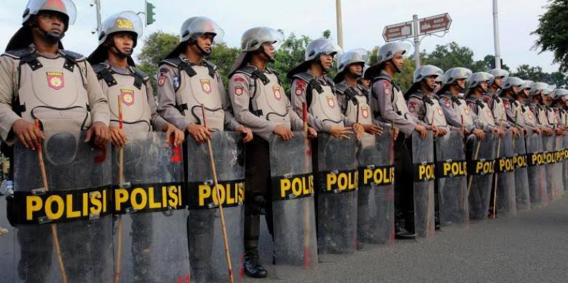 Aksi Demo Berlanjut, Polda Metro Jaya Siapkan 18 Ribu Personil Pengamanan