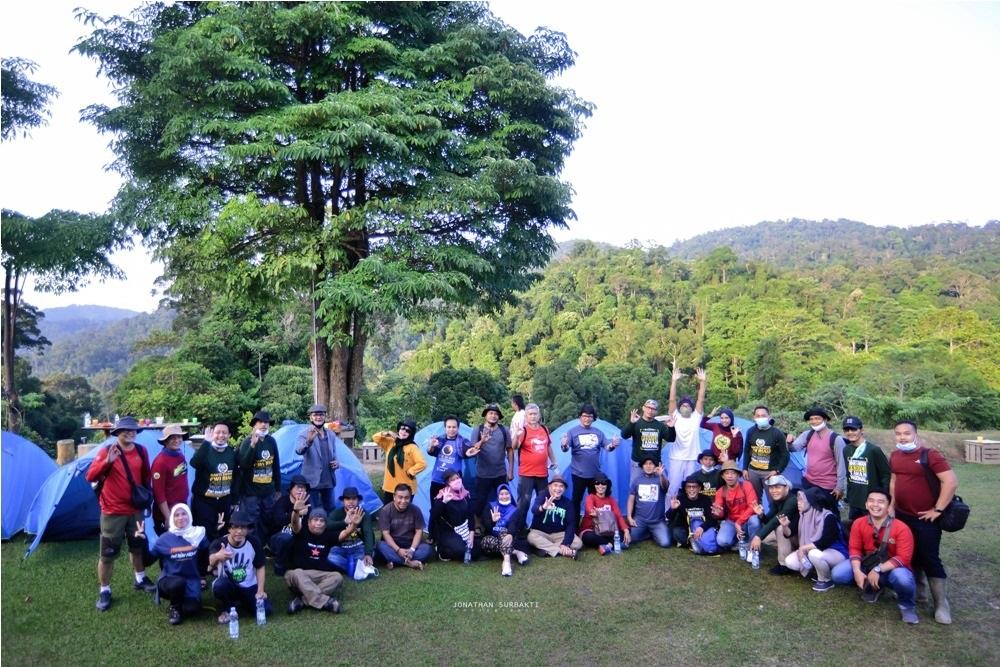 Pohon Mersawa Berusia 200 Tahun di TNTB dan Gajah Berusia 49 Tahun di TNTN