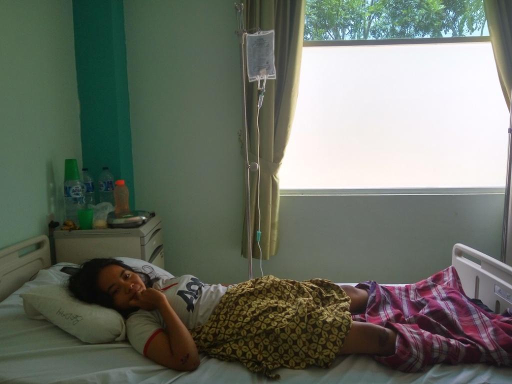 Miris Karena Belum Selesaikan Administrasi Rsud Kota Dumai Siksa Pasien Agar Tak Melarikan Diri