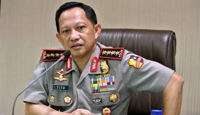 Kapolri: Aceh Dalam Kategori Rawan Konflik Pilkada