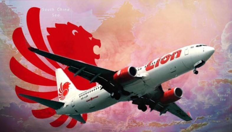 Pesawat Lion Air Hilang Kontak di Atas Kerawang