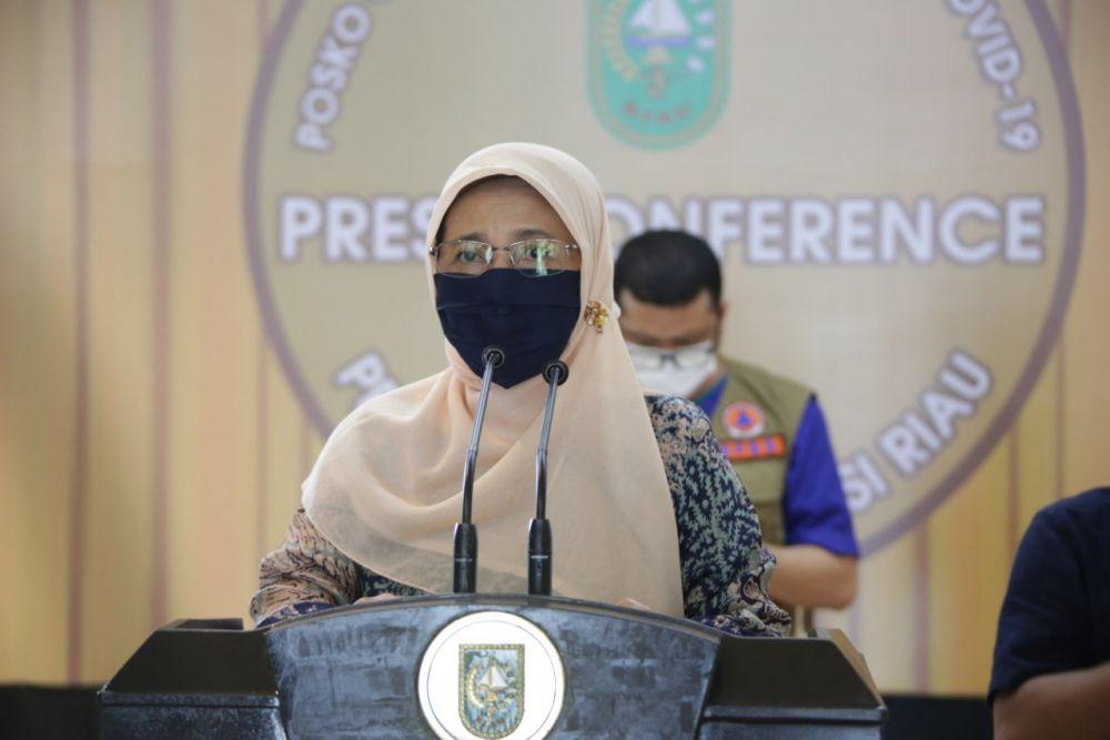 Sebanyak 36.366 Orang di Riau Ikut Rapid Test, Hasilnya Negatif