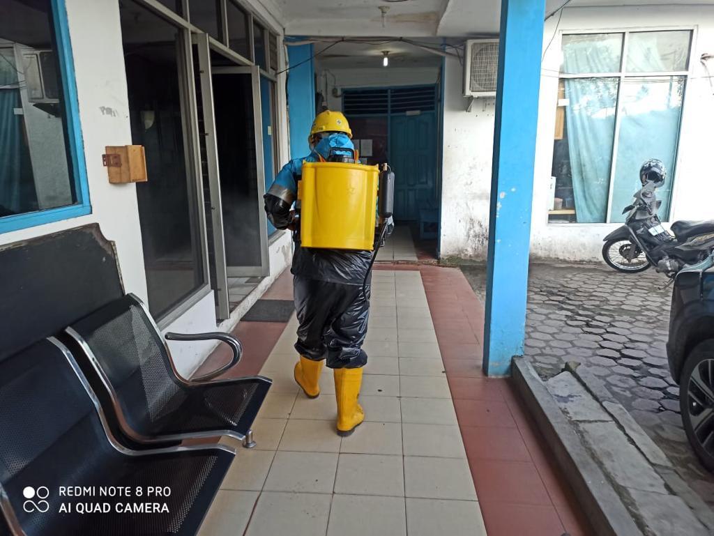 Berantas Penyebaran Virus Covid19, PT Pelindo 1 Cabang Dumai Salurkan Bantuan Untuk Empat Kelurahan