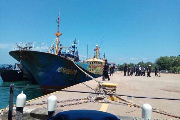 Selundupkan 1,6 Ton Sabu, Kapal Taiwan Ditangkap Bea Cukai Batam