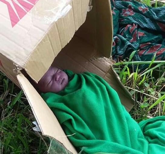 Warga Dumai Temukan Mayat Bayi di Kebun Ubi
