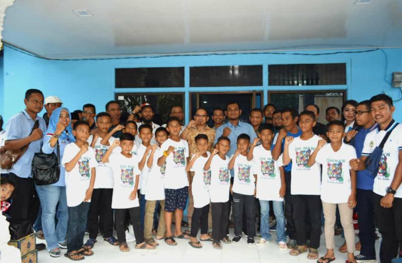 Ketua PSSI Dampingi Tim Dumai Junior ke Padang Panjang