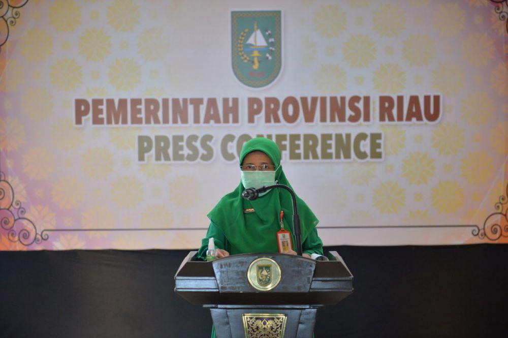 Lebaran Ketiga, Kabupaten Rohil Nihil Terkonfirmasi Kasus Covid-19