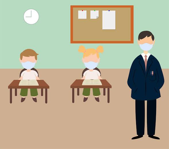 SMAN 9 Pekanbaru Mulai Melaksanakan Sekolah Tatap Muka Terbatas