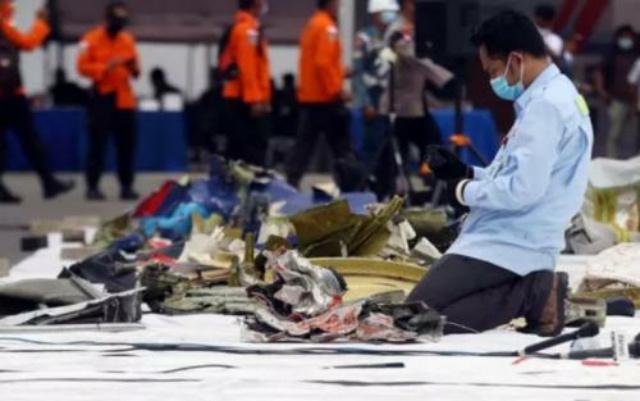 CVR Sriwijaya Air Ditemukan, Rekaman Suara Capt Afwan Akan Diungkap