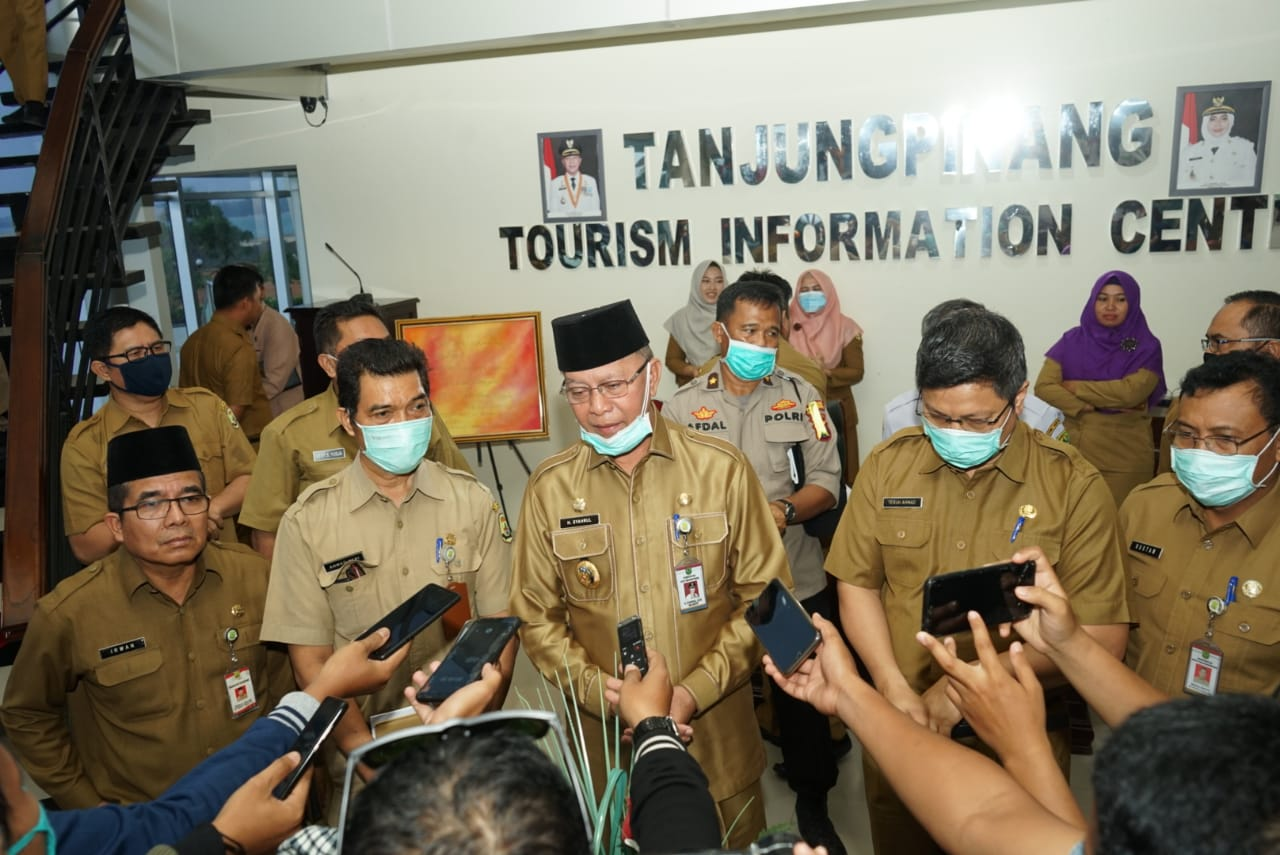 Cegah Covid-19, Tempat Hiburan di Tanjungpinang Akan Ditutup
