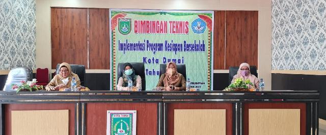 Bimtek Implementasi Program Kesiapan Sekolah