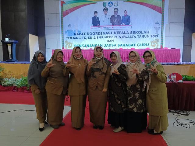 Rapat Koordinasi Kepala Sekolah Jenjang SD, SMP & SMA