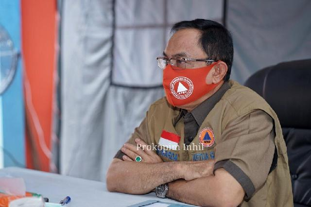 Bupati Serahkan Bantuan APD kepada Tenaga Medis di Inhil