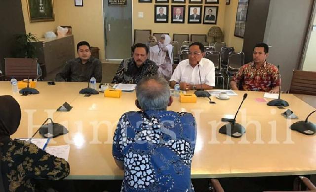 Bupati Inhil Bahas Peluang Investasi dan Ekspor Kelapa Bersama Kemendag RI