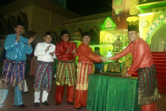 Galeri Foto: Helat MTQ KE XVII Kabupaten Siak