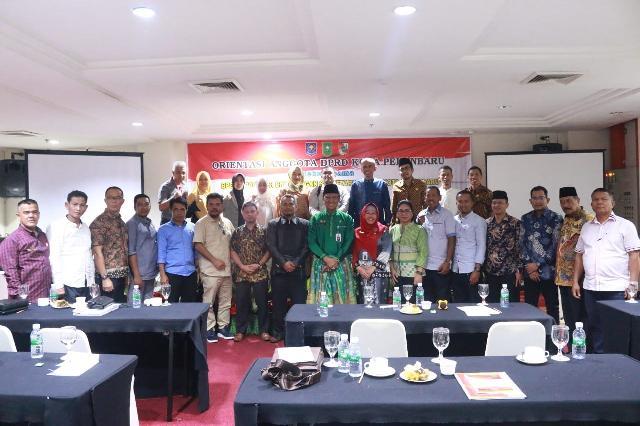 45 Anggota DPRD Pekanbaru Ikuti Orientasi